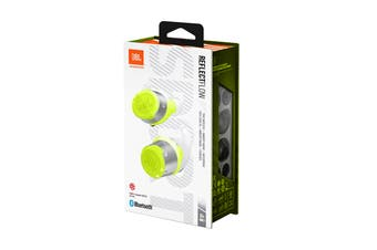 JBL Reflect Flow True Wireless In-Ear Sport Headphones (Green)