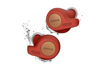 Jabra Elite Active 65t True Wireless Earphones (Copper Red)