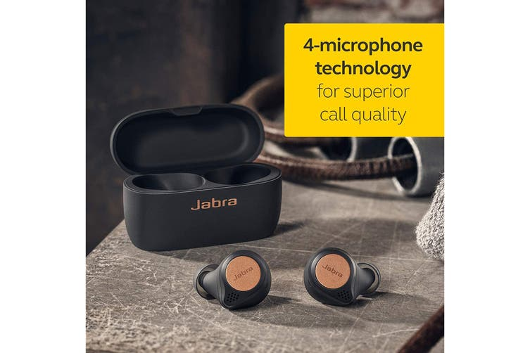 Jabra Elite Active 75T (Copper Black)
