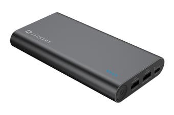 Jackery 20100mAh FORCE 420 USB Type-C QC Power Bank (F420USBCBLK)
