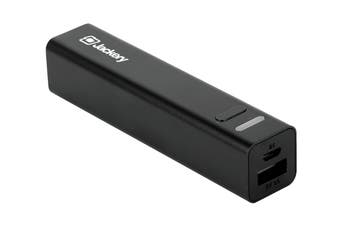 Jackery 3000mAh FORCE 65 Power Bank - Black (F65BLK)