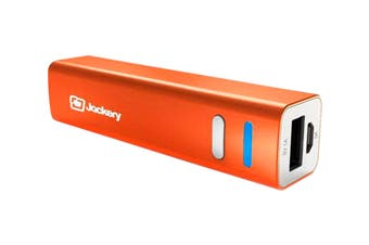 Jackery 3000mAh FORCE 65 Power Bank - Orange (F65ORG)
