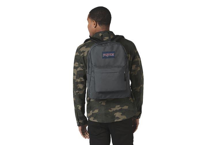 Jansport Superbreak Classic Mainstream Bag (Deep Grey)