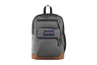 Jansport Cool Student Classic Mainstream Bag (Black/White herringbone)