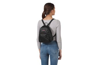 JanSport Half Pint FX Mini Backpack (Luscious Black)