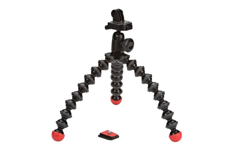 Joby GorillaPod Action Tripod with GoPro Mount (Black)