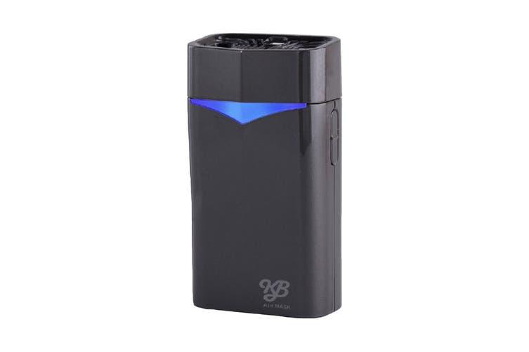 KB Air Mask Portable Air Purifier (Black)