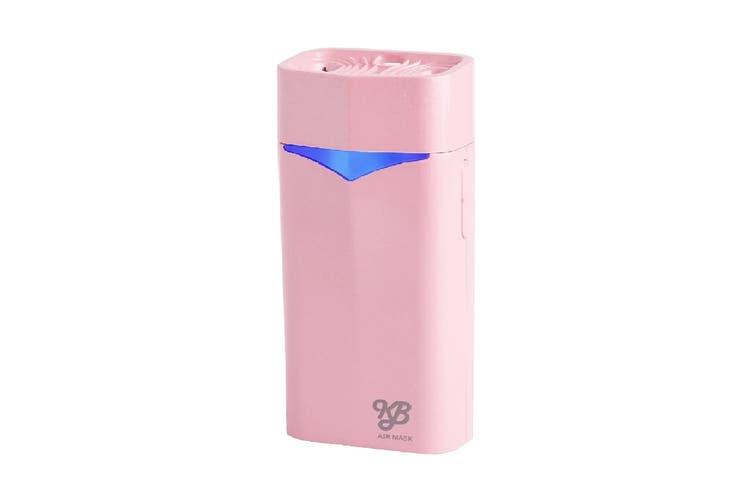 KB Air Mask Portable Air Purifier (Pink)