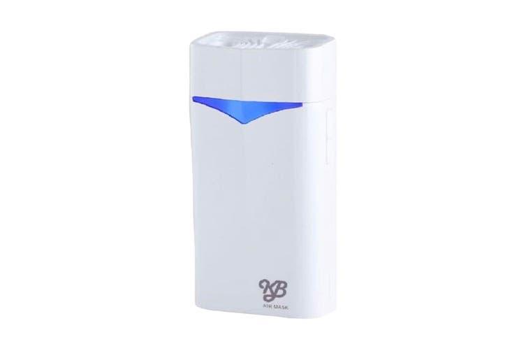 KB Air Mask Portable Air Purifier (White)