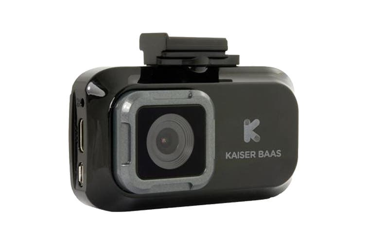 "Kaiser Baas R20 2K Dash Cam with 2.7"" LCD Screen and GPS (KBA12011)"