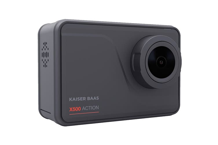 Kaiser Baas X500 4K 60 FPS Action Cam