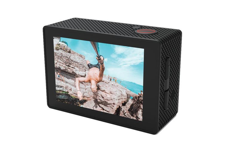 Kaiser Baas X220 1080p HD Action Cam with Wi-Fi