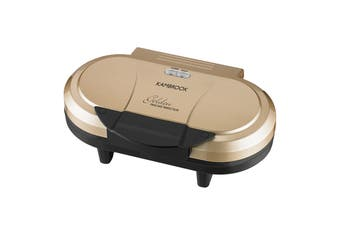 Kambrook Golden Pancake Perfection Pancake Maker (KPC120GLD)