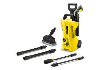 Karcher K2 Full Control Deck Pressure Washer with PS 20 Power Scrubber (KAR-1-673-411-0)