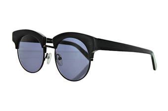 Karen Walker THEBIRD Sunglasses (Black, Size 51-18-145) - Black