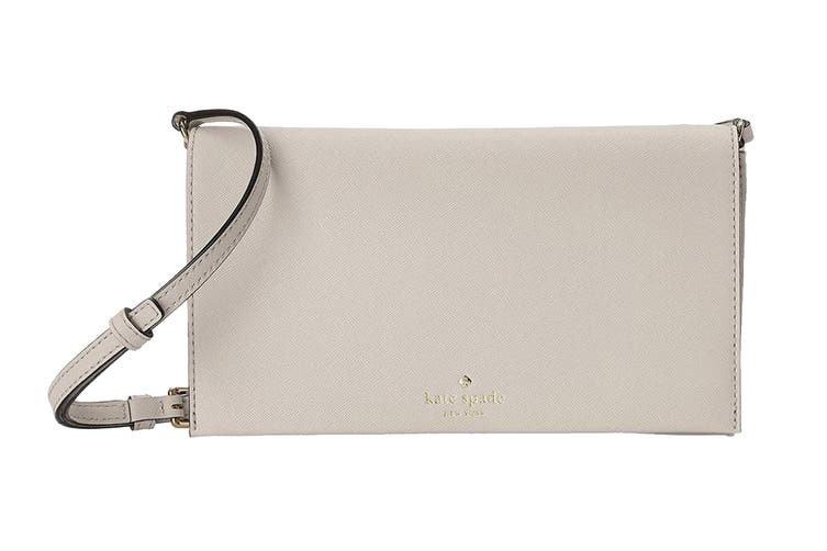 Kate Spade Cedar Street Crossbody Bag/Handbag (Crisp Linen)