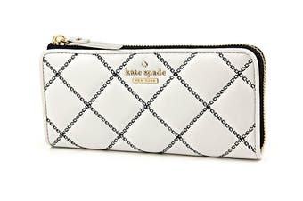Kate Spade Emerson Place Wallet (Cement/Black)
