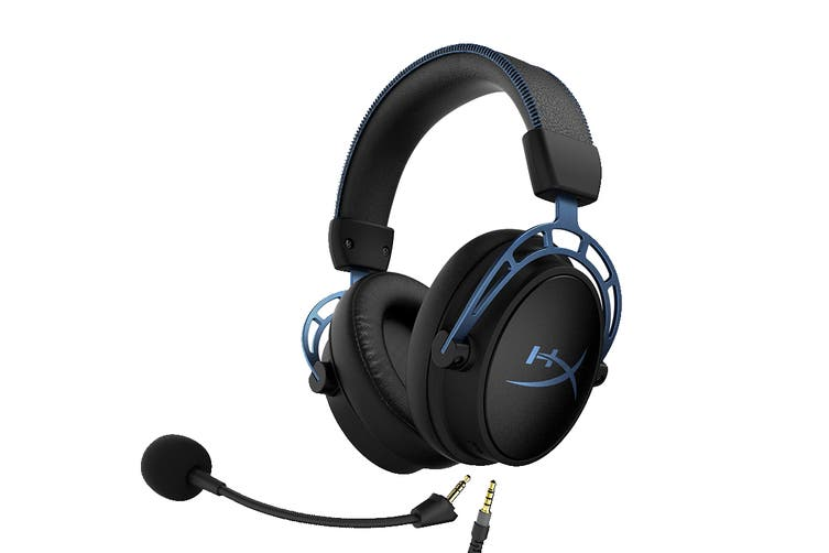 HyperX Cloud Alpha S Gaming Headset for PC, PS4 & Xbox One, Nintendo Switch