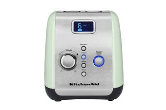 KitchenAid 2 Slice Toaster - Pistachio (5AKMT223PT)