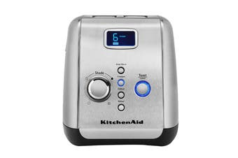 KitchenAid 2 Slice Toaster - Stainless Steel (5AKMT223SX)