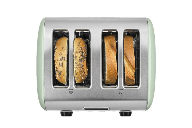 KitchenAid 4 Slice Toaster - Pistachio (5AKMT423PT)
