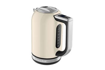 KitchenAid 1.7L Electric Kettle - Almond Cream (5KEK1835AAC)