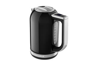 KitchenAid 1.7L Electric Kettle - Onyx Black (5KEK1835AOB)