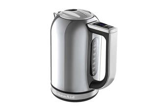 KitchenAid 1.7L Artisan Electric Kettle - Contour Sliver (5KEK1835ACU)