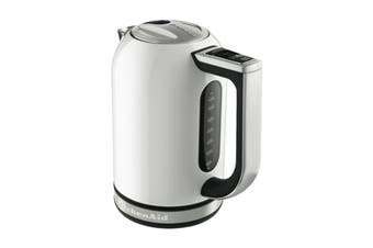 KitchenAid 1.7L Artisan Electric Kettle - White (5KEK1835AWH)
