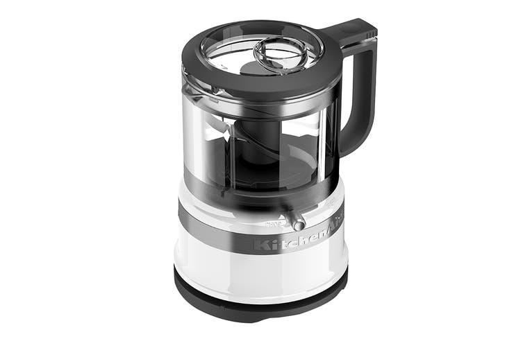 KitchenAid 3.5 Cup Mini Food Processor - White