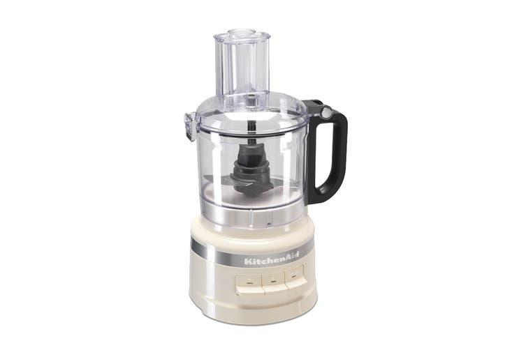KitchenAid 7 Cup Food Processor - Almond Cream (5KFP0719AAC)