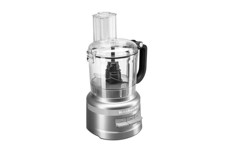 KitchenAid 7 Cup Food Processor - Contour Silver (5KFP0719ACU)