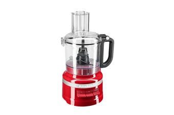 KitchenAid 9 Cup Food Processor - Empire Red (5KFP0919AER)