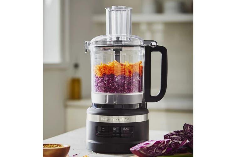 KitchenAid 9 Cup Food Processor - Onyx Black (5KFP0919AOB)
