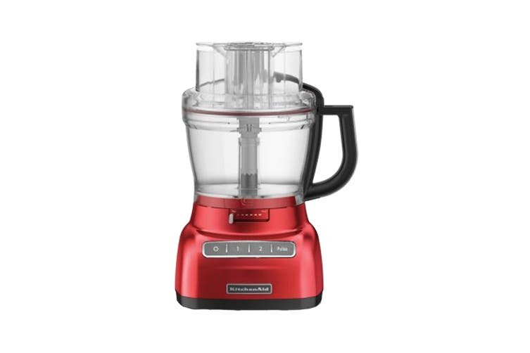 KitchenAid KFP1333 Food Processor - Empire Red (5KFP1333AER)