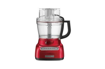 KitchenAid KFP1444 Food Processor - Candy Apple Red (5KFP1444ACA)