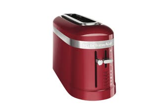 KitchenAid Loft 1 Slice Toaster -  Empire Red (5KMT3115AER)