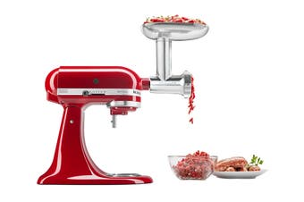 KitchenAid Metal Food Grinder Attachment (5KSMMGAA)