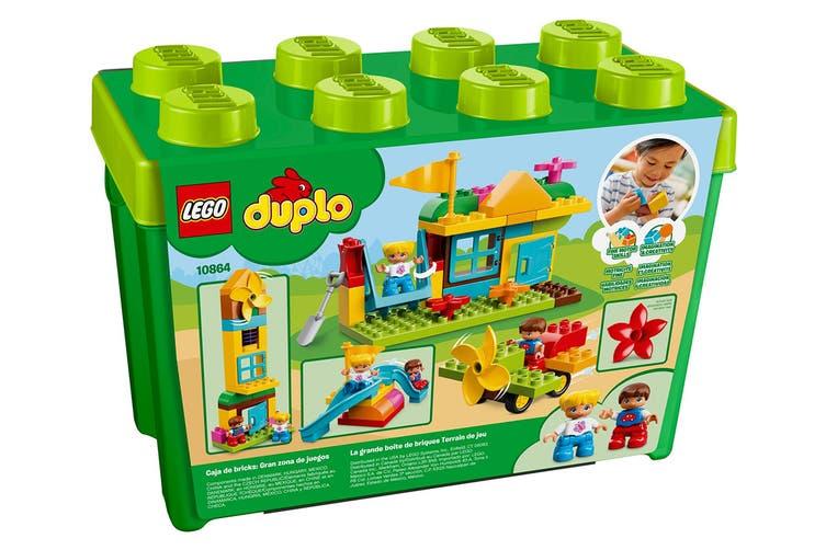 LEGO DUPLO Large Playground Brick Box (10864)