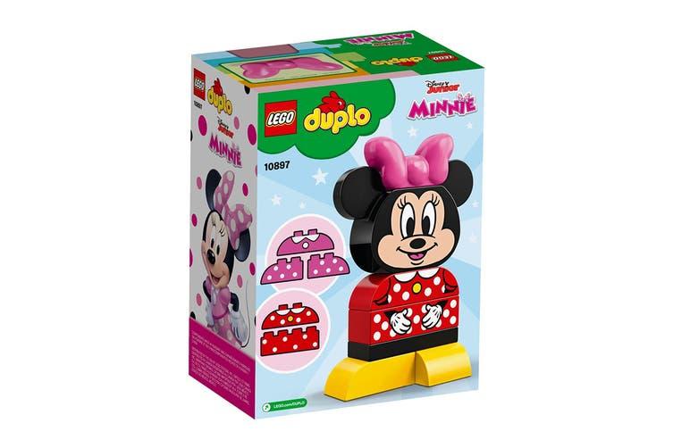 LEGO DUPLO My First Minnie Build (10897)