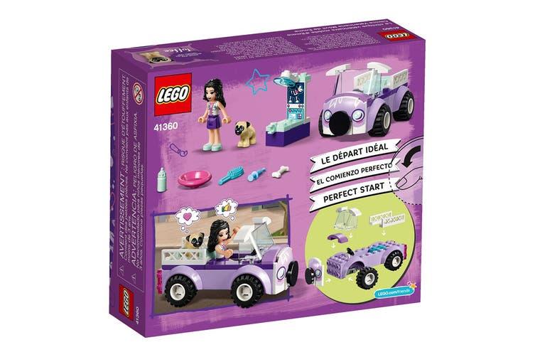 LEGO Friends Emma's Mobile Vet Clinic (41360)