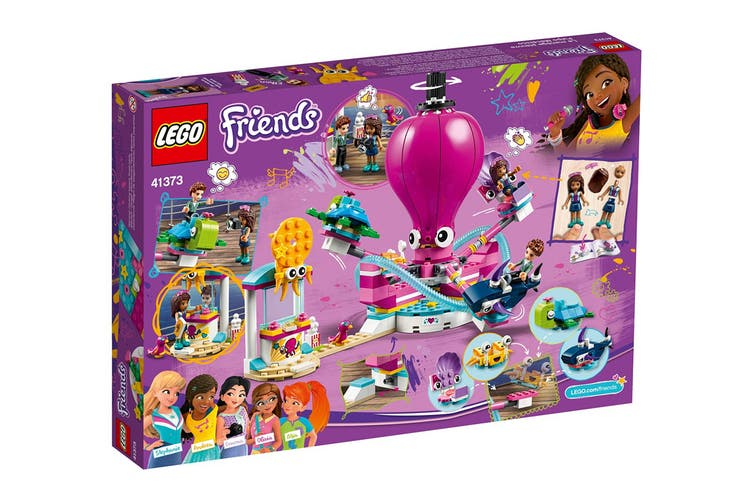 LEGO Friends Funny Octopus Ride (41373)