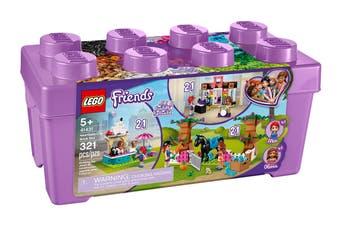 LEGO Friends Heartlake City Brick Box (41431)