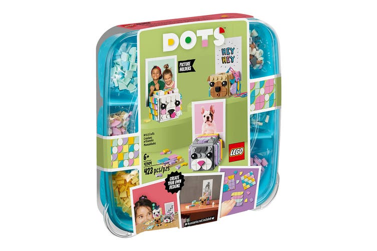LEGO DOTS Animal Picture Holders (41904)