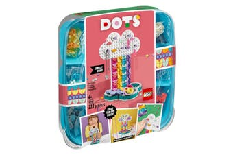 LEGO DOTS Rainbow Jewelry Stand (41905)