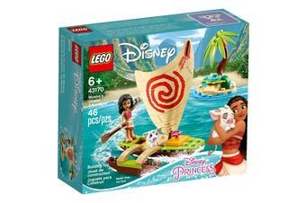 LEGO Disney Moana's Ocean Adventure (43170)