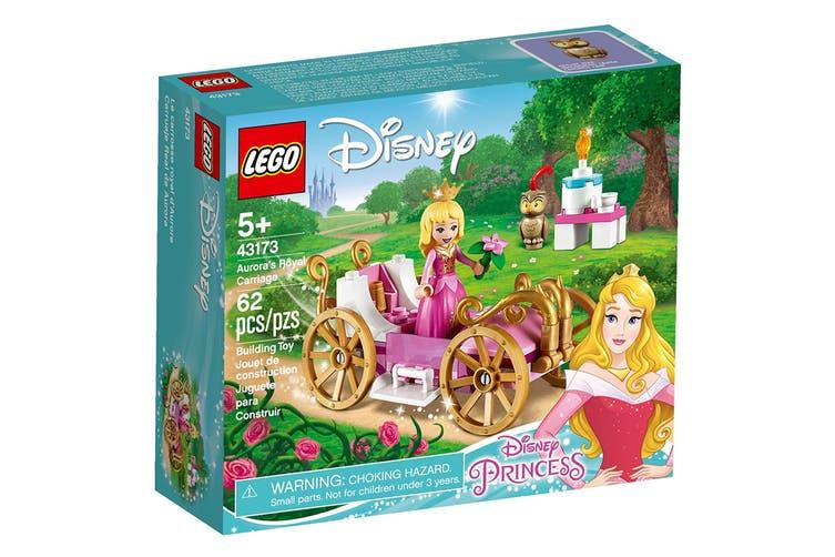 LEGO Disney Aurora's Royal Carriage (43173)