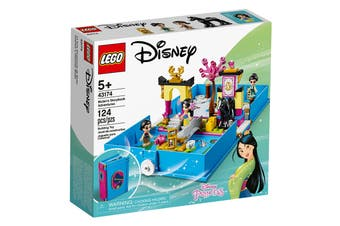 LEGO Disney Mulan's Storybook Adventures (43174)