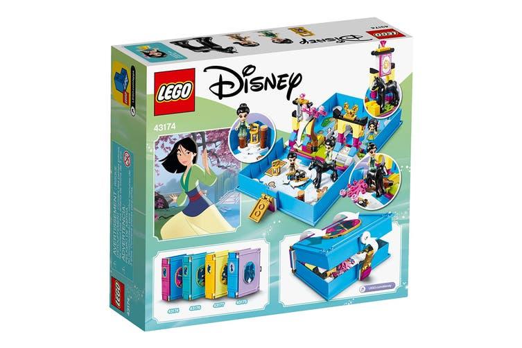 LEGO Disney Mulan's Storybook Adventures (43174)