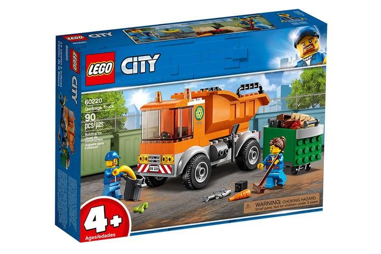 LEGO City Garbage Truck (60220)